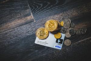 コイン&クレジットカード