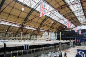 ロンドンの鉄道